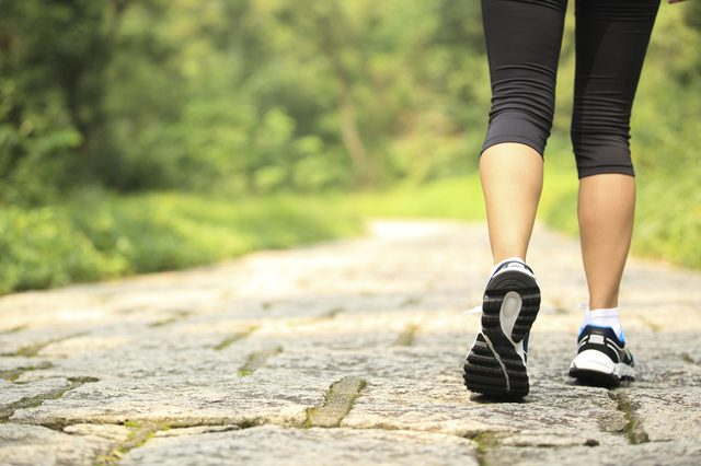 Walking Diminishes LBP Risk